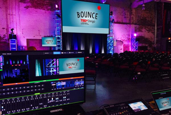 TEDxDirigo Case Study AV Technik