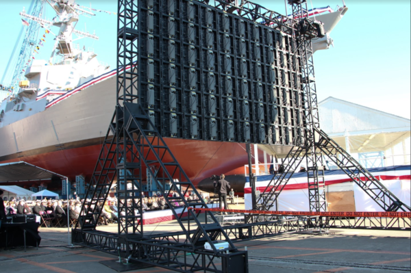 Bath Iron Works Case Study