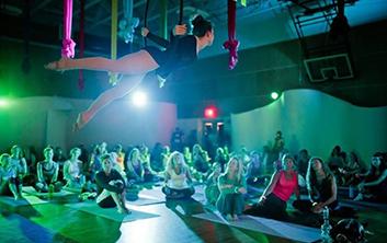 Maine Yoga Fest AV Technik Event Production